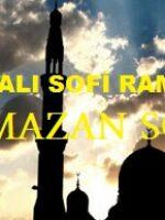 Ramazan Sözeri